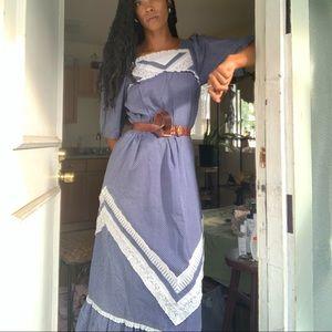 Vintage Praire Dress